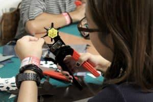 leather craft   Leather Craft Workshop   Ecoponics Singapore September 2021